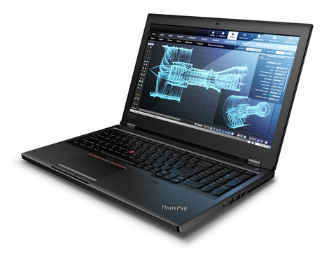 "Mobile workstation Lenovo ThinkPad P52,Intel Core i7-8750H(2.2GHz up to 4.1GHz,9MB),16(2x8)GB DDR4,512GB SSD M.2 PCIe NVMe,15.6"" FHD(1920x1080) IPS LED anti-glare,Quadro P1000 4GB,Smart CR,CR,dTPM 2.0,Wireless AC 2x2,BT 5.0,FPR,1Gb Ethernet,USB Type-C,7"