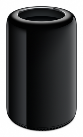 Настолен компютър  Apple Mac Pro 3.5GHz 6C Intel Xeon E5 / 16GB / 256GB SSD / Dual AMD FirePro D500 3GB