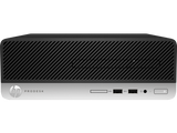 HP ProDesk 400G4  SFF Intel® Core™ i5-7500 with Intel® HD Graphics 630 (3.4 GHz base frequency, up to 3.8 GHz with Intel® Turbo Boost Technology, 6 MB cache, 4 cores)  4 GB DDR4-2400 SDRAM (1 x 4 GB) 500 GB 7200 rpm SATA DVD/RW Wondows 10 Pro,1 year war