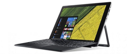 "Acer Switch 5 с ПОДАРЪК ACER 12"" PROTECTIVE SLEEVE Acer Switch 5 SW512-52-77TA/12"" IPS, WQHD Multi-Touch (2160 x 1440)/Intel HD Graphics 620 / Intel Core i7-7500U (2.7/3.50GHz, 4M), 1x8GB /256GB SSD/1x USB 3.0 /1x USB Type-C /802.11a/b/g/n/ac /BT/2CELL/"