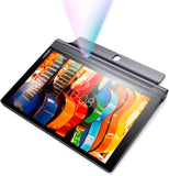"Lenovo Yoga Tablet 3 Pro 4G/3G WiFi GPS BT4.0, LED Projector up to 70"", Intel x5-Z8500 2.24GHz QuadCore, 10.1"" IPS 2560x1600, 4GB DDR3, 64GB flash, 13MP + 5MP cam, MicroSIM, MicroSD up to 128GB, MicroUSB, Quad JBL speakers, 18 hours battery life, Androi"