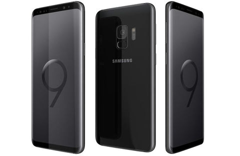 Smartphone Samsung SM-G960F GALAXY S9 64GB Dual SIM, Midnight Black