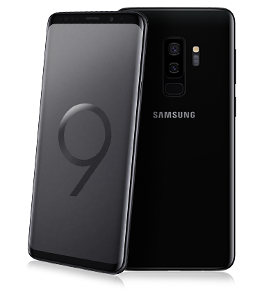 Smartphone Samsung SM-G965F GALAXY S9+ 64GB Dual SIM, Midnight Black