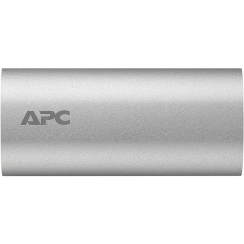 APC Mobile Power Pack, 3000mAh Li-ion cylinder, Silver