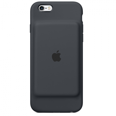 Apple iPhone 6s Smart Battery Case - Charcoal Gray