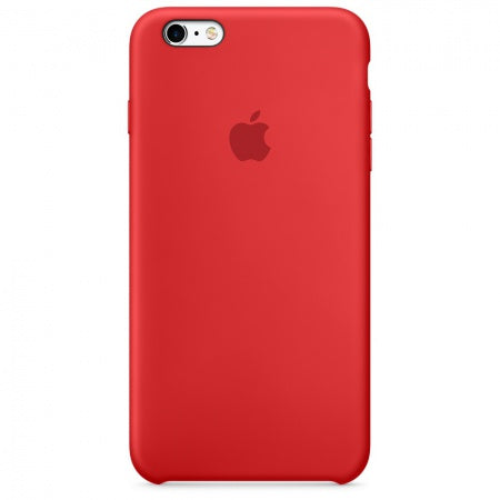 Apple iPhone 6s Plus Silicone Case - (PRODUCT) RED