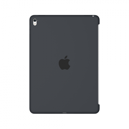 Apple Silicone Case for 9.7-inch iPad Pro - Charcoal Grey