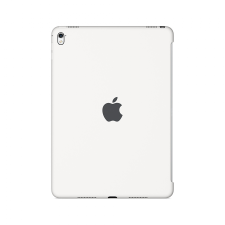 Apple Silicone Case for 9.7-inch iPad Pro - White