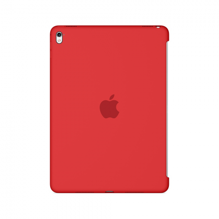 Apple Silicone Case for 9.7-inch iPad Pro - (PRODUCT) RED
