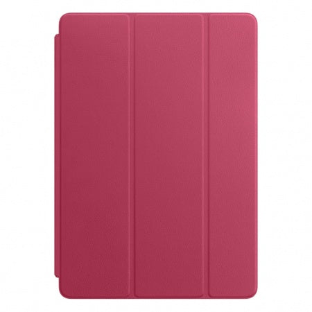 Apple Leather Smart Cover for 10.5_inch iPad Pro - Pink Fuchsia