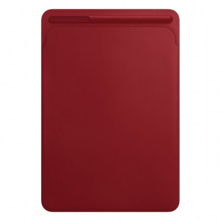 Apple Leather Sleeve for 10.5_inch iPad Pro - (PRODUCT) RED