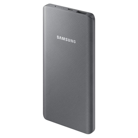 Samsung External Battery Pack 5000mAh, Fast Charging, USB type-C, Gray