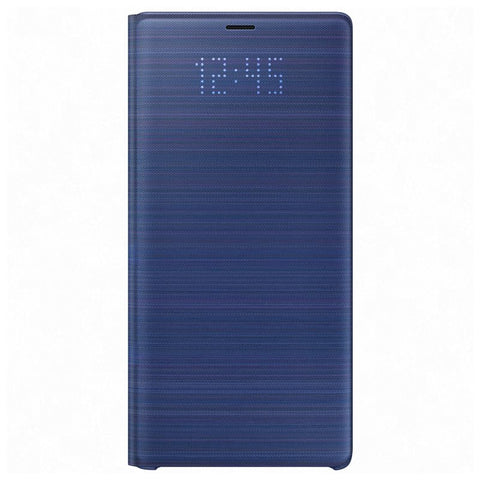 Samsung Galaxy Note 9, LED View Cover, Blue