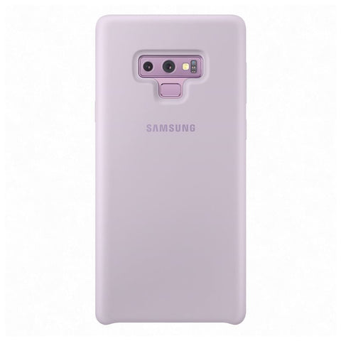 Samsung Galaxy Note 9, Silicon Cover, Lavender