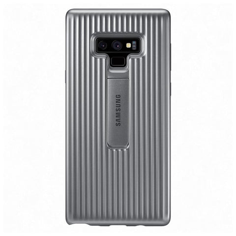 Samsung Galaxy Note 9, Protective Standing Cover, Grey