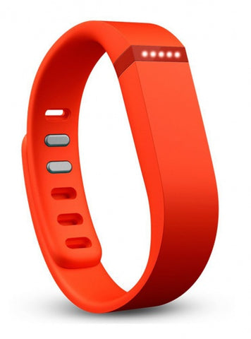Fitbit Flex Wireless Activity and Sleep Wristband - Tangerine