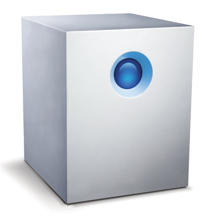 LaCie 5big Thunderbolt 2 - 20TB