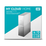 HDD 4TB LAN 1000Mbps NAS MyCloud Home (Gigabit + USB 3.0)