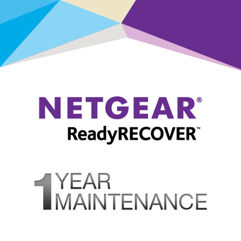 Софтуер ReadyRECOVER Physical Server - 1 YR MAINT