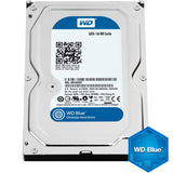 "HDD 3TB WD Blue 3.5"" SATAIII 64MB (2 years warranty)"