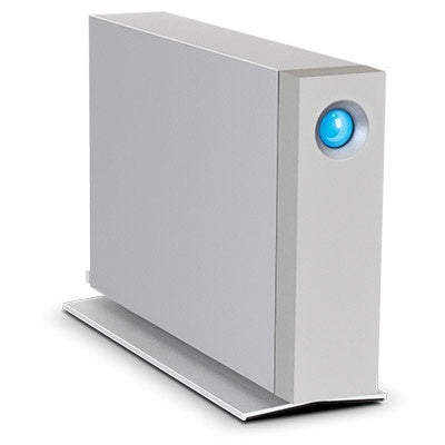 Lacie 8TB d2 Thunderbolt 2 & USB 3.0 [7200] (Enterprise HDD)