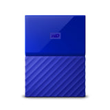 HDD 2TB USB 3.0 MyPassport (THIN) Blue (3 years warranty) NEW