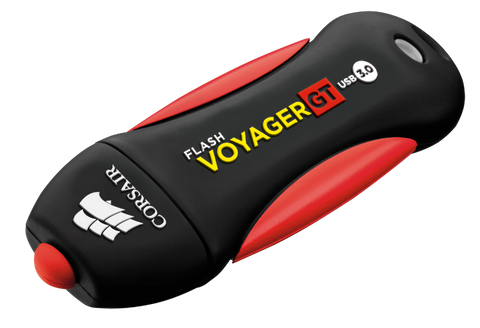 Флаш памет Corsair Voyager GT USB 3.0 32GB, Read 390MBs - Write 80MBs, Plug and Play