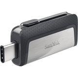 Флаш памет SanDisk Ultra Dual Drive for Android USB Type-C 32GB, read speed: up to 150 MB/s