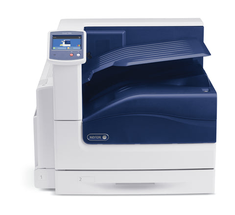 Принтер Xerox Phaser 7800 DN, A3, Color Laser Printer, 45 ppm/45 ppm; max 225K pages per month; 2GB; Ethernet 10/100/1000Base-T, USB 2.0, Optional external wireless