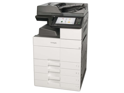 Lexmark Mono Laser Multifunctional MX910dxe A3,Copy,Print,Fax, Scan,1200 x 1200 dpi,up to 45 ppm,5.6 s,800 MHz,1024 MB,DADF,Paper Input 3650, Paper Output 250,Duplex, USB 2.0, Gigabit Ethernet,200,000 pages per month
