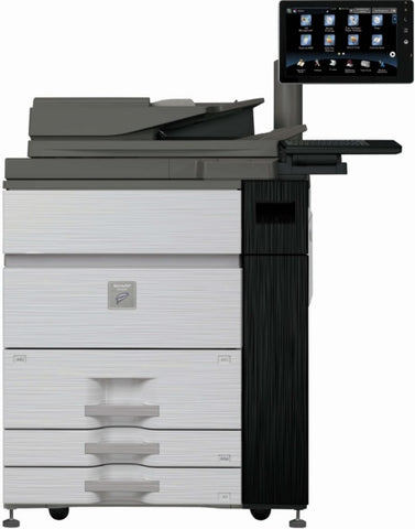 Принтер SHARP MFP MX-M1205	120 PPM, Double Feeding detection, PCL/PS3 (std), DSPF (std), HDD 1TB (std), 3,100 sheet, OSA
