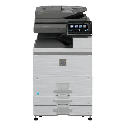 Принтер  SHARP MFP MX-M654N 65 PPM, DSPF (150 sheets), 320 GB HDD, 3 GB RAM, PCL 6, Adobe PostScript 3, OSA, 2x500-sheets + LCT 2100 sheets