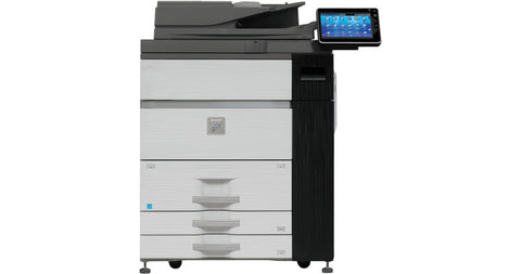 Принтер  SHARP MFP MX-M904 90 PPM, PCL/PS3 (std), DSPF (std), HDD 1TB (std), 3,100 sheet (std)