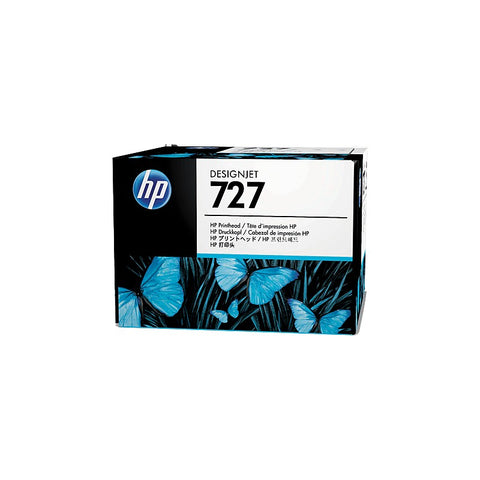 Консуматив HP 727 1-pack Original Ink Cartridge; Black / Tri-color;  ; HP DesignJet T920, T930, T1500, T1530, T2500, T2530