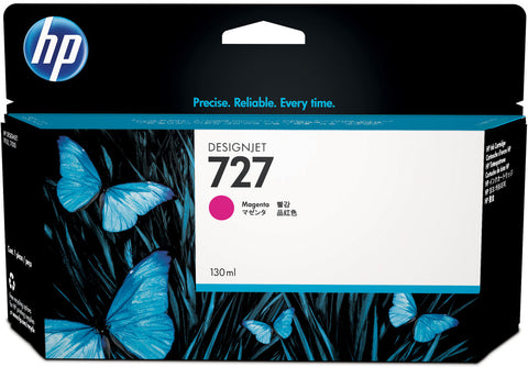 Консуматив HP 727  Standard Original Ink Cartridge; Magenta;  ; HP DesignJet T920, T930, T1500, T1530, T2500, T2530