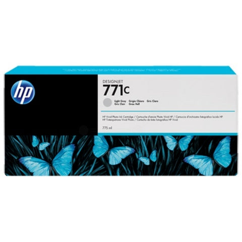 Консуматив HP 771C 1-pack Original Ink Cartridge; Light Grey;  ; HP DesignJet Z6200