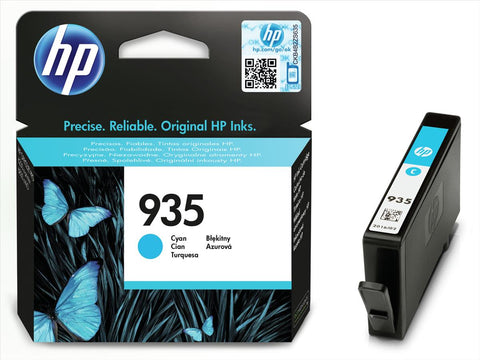 Консуматив HP 935 Standard Original Ink Cartridge; Cyan;  Page Yield 400; HP OfficeJet Pro 6230; 6830