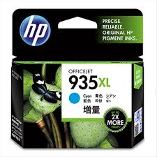 Консуматив HP 935XL Value Original Ink Cartridge; Cyan;  Page Yield 825; HP OfficeJet Pro 6230; 6830