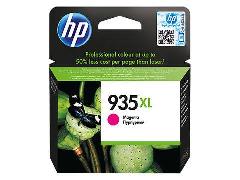 Консуматив HP 935XL Value Original Ink Cartridge; Magenta;  Page Yield 825; HP OfficeJet Pro 6230; 6830