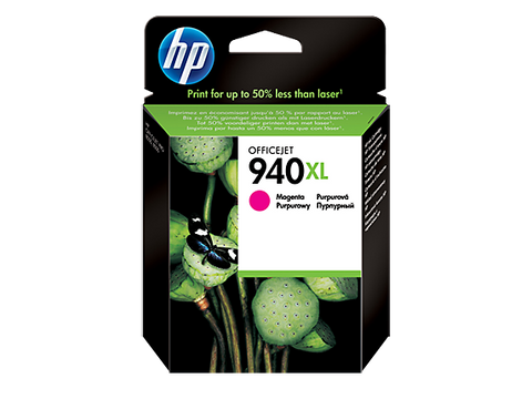 Консуматив HP 940XL Value Original Ink Cartridge; Magenta;  Page Yield 1400;  HP Officejet Pro 8000; 8500