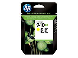 Консуматив HP 940XL Value Original Ink Cartridge; Yellow;  Page Yield 1400;  HP Officejet Pro 8000; 8500