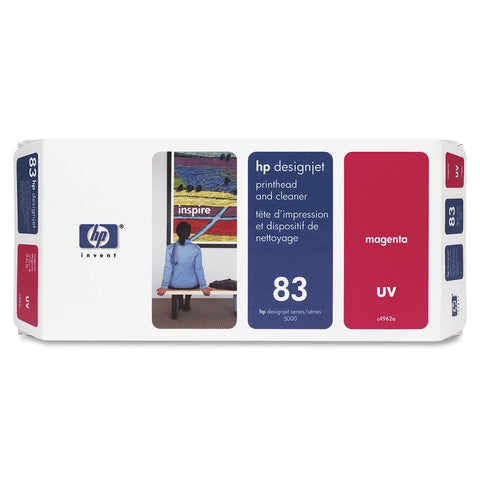 Консуматив HP 83 Standard Original Ink Cartridge; Magenta;  ; HP DesignJet 5000, 5500