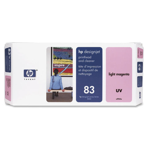 Консуматив HP 83 Standard Original Ink Cartridge; Light Magenta ;  ; HP DesignJet 5000, 5500