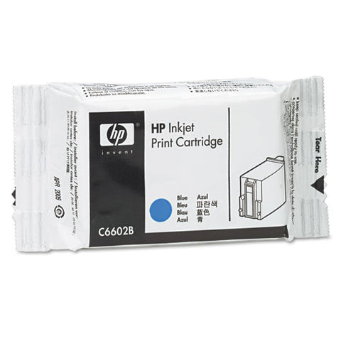 Консуматив HP Standard 1-Pack Original Ink Cartridge; Blue;  ;