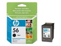 Консуматив HP 56 Value Original Ink Cartridge; Black;  Page Yield 520; HP DJ 450ci;450cbi;450wbt ;5150;  5550;  5552; 5650; 5652; 5655;  5850;  9650;  9670;  9680 ;