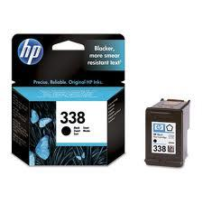Консуматив HP 338 Standard Original Ink Cartridge; Black;  Page Yield 480; HP DeskJet  460 5740 5745 6520 6620 6540 6840 9800 1507 1510 1600 1610  2350 2355  100 150 K7100 7210 7310 7410 2575 2610  2710 C3170 C3180 C3190 7850 8150  8450 8450gp