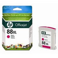 Консуматив HP 88XL Value Original Ink Cartridge; Magenta;  Page Yield 1980;  HP OfficeJet Pro K550; K5400; L7480; K8600