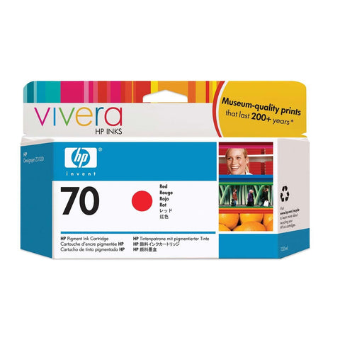 Консуматив HP 70 Standard 1-Pack Original Ink Cartridge; Black ;  ; HP DesignJet Z3100