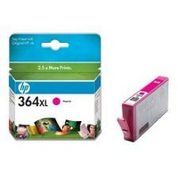 Консуматив HP 364XL Value Original Ink Cartridge; Magenta;  Page Yield 750; HP DeskJet 3070A; B010a; C5380; D5460; 5510; 5515; C6380; 6510; B8550; B110e; B209a;  B210a;  C309n; C310a; C410b; C510a;