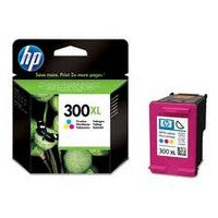 Консуматив HP 300XL Value Original Ink Cartridge; Tri-Color;  Page Yield 440; HP DeskJet D1660; F2420; F2480; F2492; D2560; D2660; F4210; F4272; F4280; F4580; D5560; C4670; C4680; C4685; C4780; D410a;  D411a